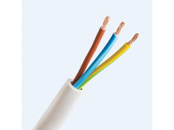 Nhận biết dây nhiều lõi, ruột đồng, vỏ bọc PVC